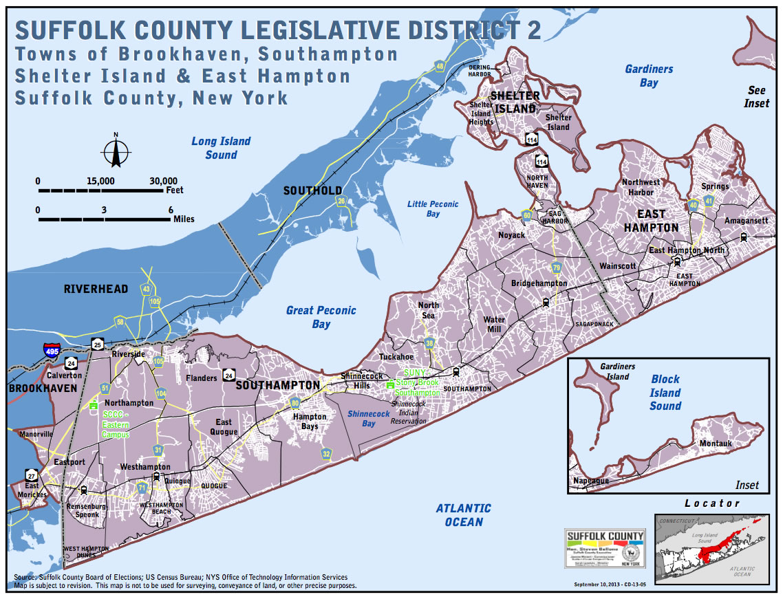 Suffolk 2nd Legislative District