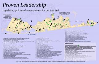 Jay Schneiderman Leadership Map